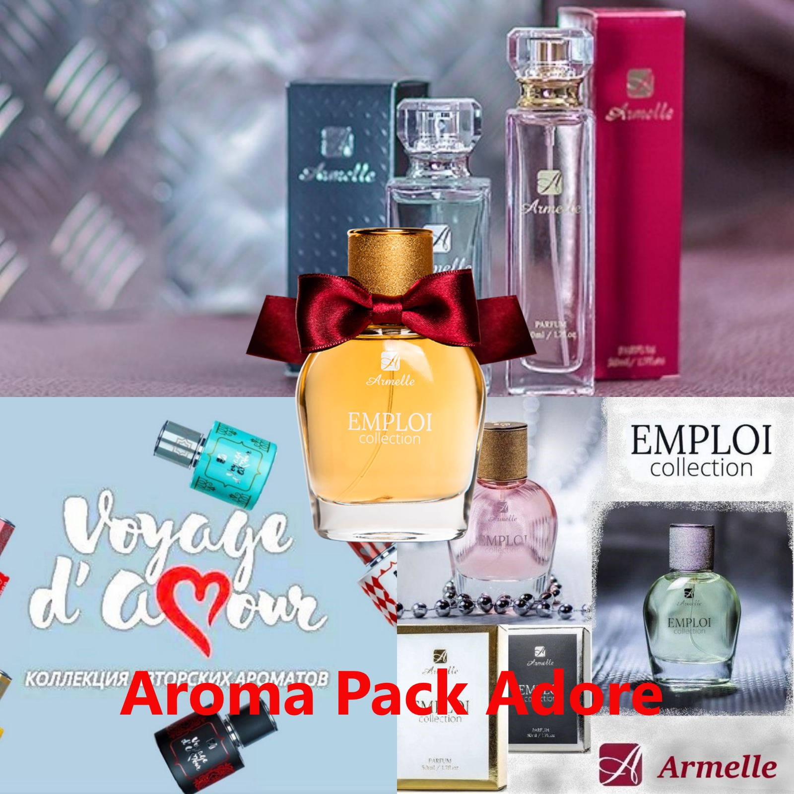 Aroma Pack Adore